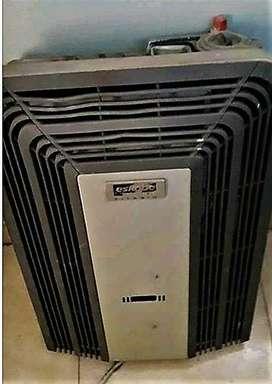 calefactor a gas