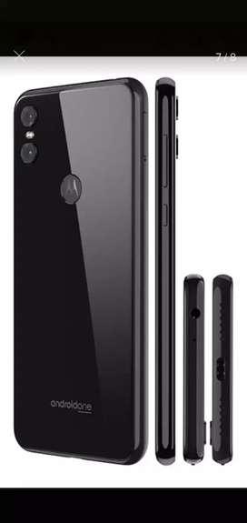 Motorola one 64 gb  nuevo color negro.