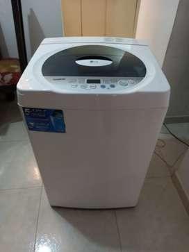 Vendo lavadora  LG 15 libras en perfecto estado