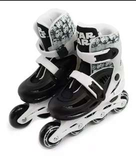 Patines de Star Wars