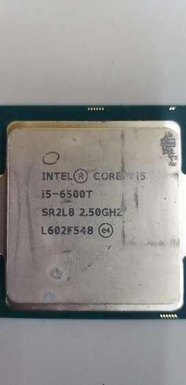 Procesador INTEL Core i5 6ta Gen. - Usado