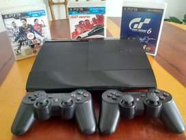 Se vende playstation3 súper slim