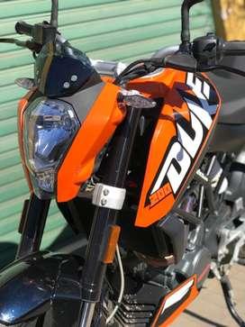 KTM DUKE 200cc INMACULADA