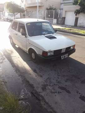Fiat 147. Soy titular.
