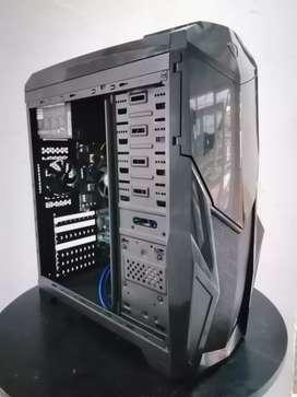 Torre PC - FX 6300 - 14 GB - 240 GB SSD - Cambio por macbook