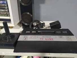 Ataris 2600 con juegos grabados
