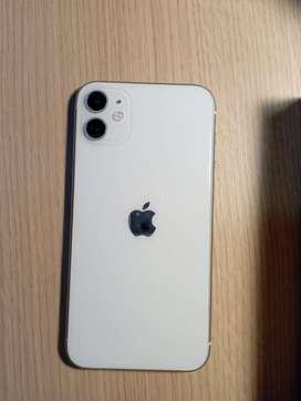 Iphone 11 de 64gb blanco
