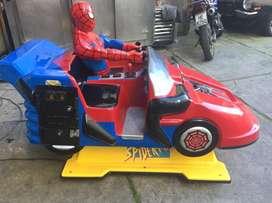 Carro de Hombre Araña