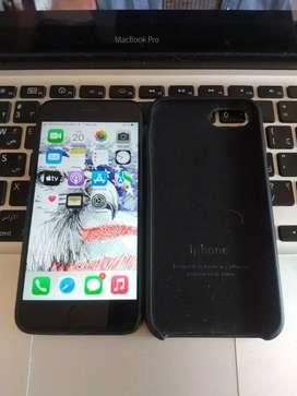 Vendo iPhone 7 de 128 Gigas con edicion negro especial