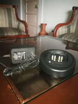 Cargador de Radio Motorola