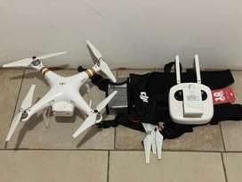 DJI Phantom 3 4K Professional Drone