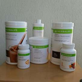 Productos de herbalife