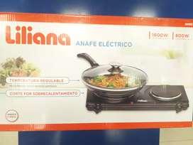 anafe electrico marca liliana