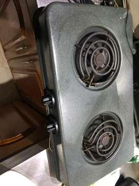 Vendo nevera y estufa electrica