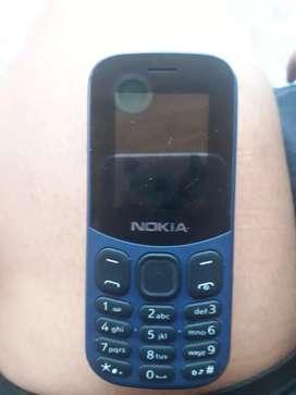 Se vende celular nokia con camara