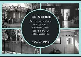 Vendo casa puerto iguazu