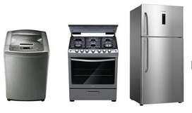 Servicio Técnico de cocinas, lavadoras,refrigeradoras