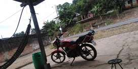 Moto PEGASSO 150 Preparada 175