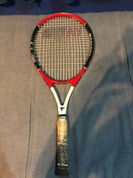 Vendo raqueta toalson