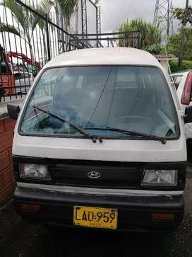 Mini Van Daewoo Damas. Perfecto estado de motor, suspensión, papeles, llantas.