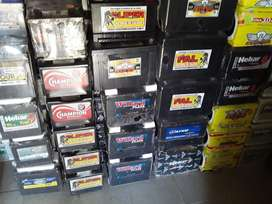 Vendo Baterias Multimarcas