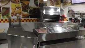 Mesera para asadero de pollo en LA VEGA Cundinamarca