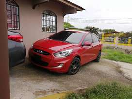 Vendo hyunday accent 2013 buen estado