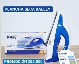 PLANCHA SECA KALLEY