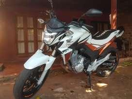 VENDO Honda New twister 250