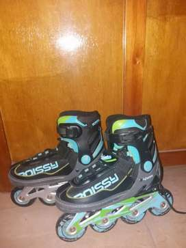 """Muy buenos patines rollers """"Bossy """""""