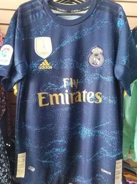 Camiseta Real Madrid 19-20 Talla M