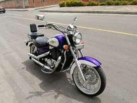 Honda shadow american classic edition especial 1100