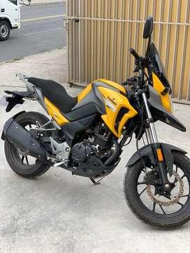 Vendo Moto Ranger 250 FY