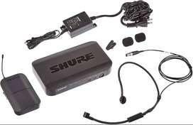 Micrófono Inalámbrico De Vincha Shure Blx14 / P31