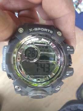 Reloj contra el agua