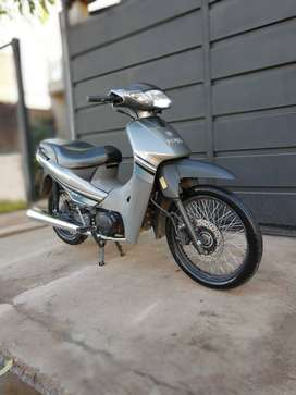 Vendo brava 110 impecable