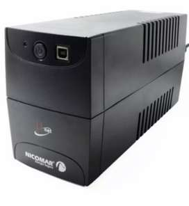 VENDO UPS INTERACTIVA POWEST MICRONET 750-750VA NEGRA