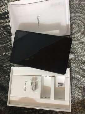 Samsung A8 Plus con S Pen como nueva