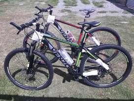 Bicicleta Rodado 29 Venzo, nuevas!!!