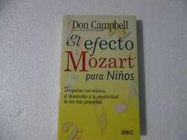 El Efecto Mozart: Para Niños. Libro