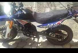 Vendo moto tundra raptro 250