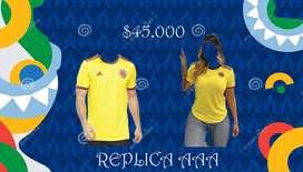 camisa seleccion colombia
