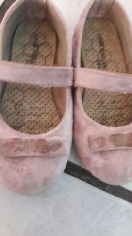 Zapatos de Niña Talla 24