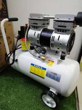 Compresora de Aire Silenciosa de 36 litros