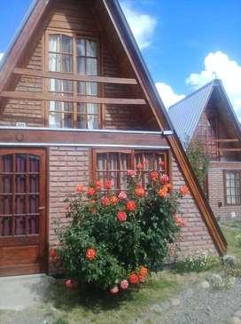 Cabañas en Trevelin - Chubut