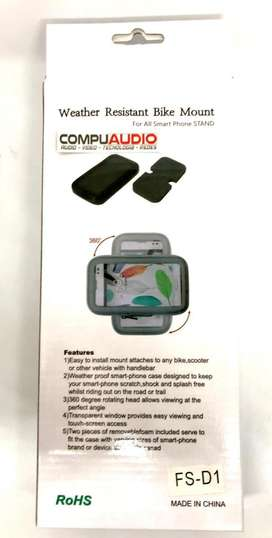 Protector de celular para bicicleta o moto impermeable rotable 25.900