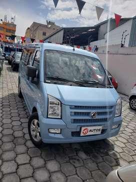 Buseta Dong Feng City Van 2019