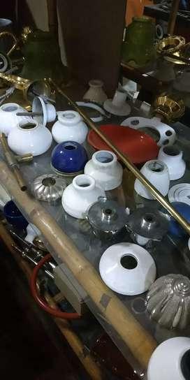 Griferías y accesorios de baño antiguos