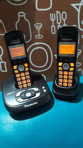 Panasonic Duo con contestador automatico