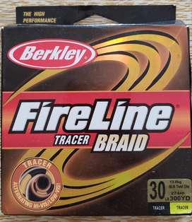 Multi Berkley Fireline 30lb 270mts